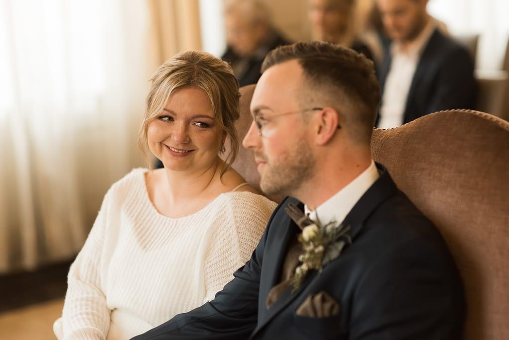 Hochzeit Standesamt Schwäbisch Hall im Winter